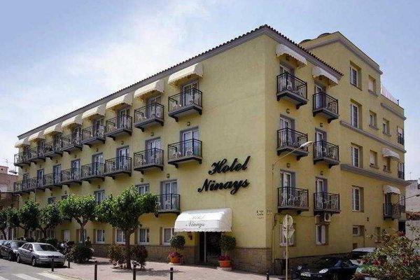 Hotel Ninays - фото 20