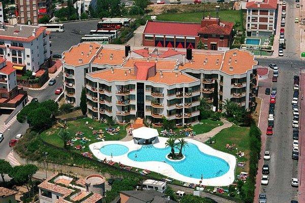 Apartamentos Bolero Park - фото 21