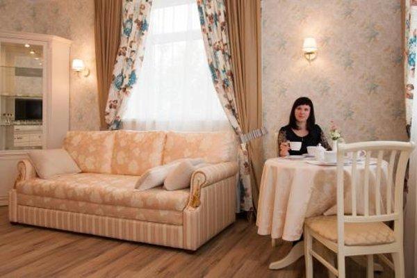 Отель Высотник - фото 50