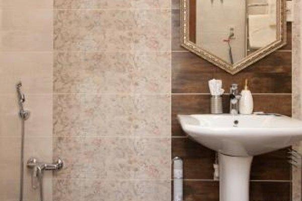 Отель Высотник - фото 10