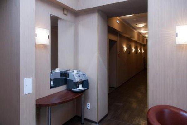 Отель Высотник - фото 20