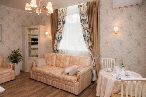 Отель Высотник - фото 4