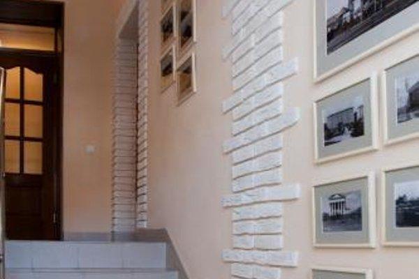 Отель Высотник - фото 7