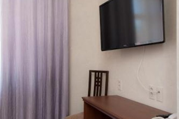 Отель Высотник - фото 9