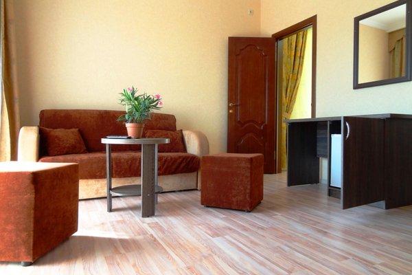Отель Ной - фото 11