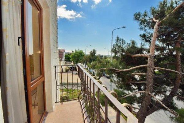 Отель Ной - фото 15