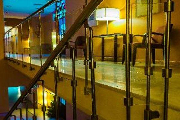Hospederia Mirador de Llerena - фото 17
