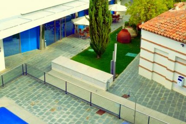 Hospederia Mirador de Llerena - фото 3