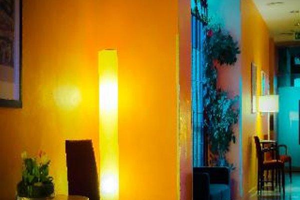 Hospederia Mirador de Llerena - фото 7