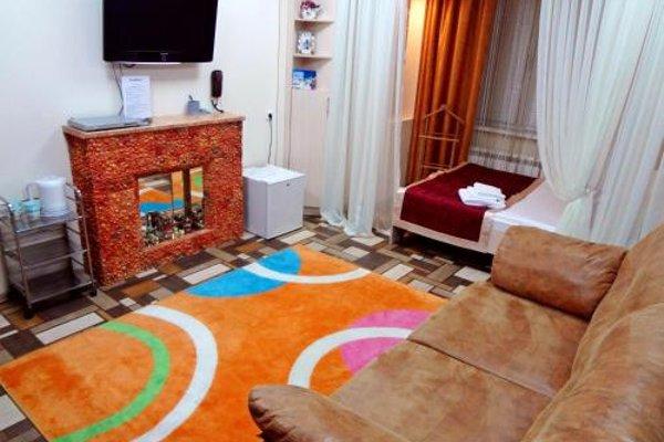 Отель Танго - фото 5