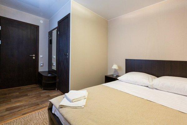 Отель Сияние - фото 11