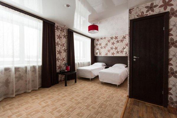 Отель Сияние - фото 13