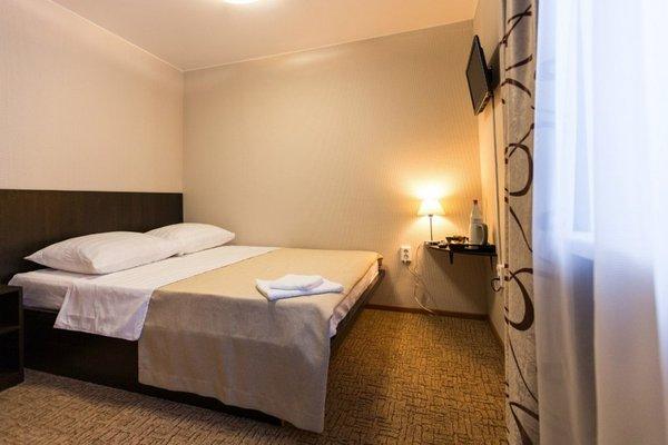 Отель Сияние - фото 14