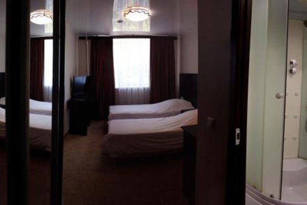 Отель Сияние - фото 17