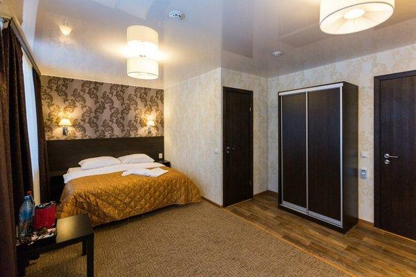 Отель Сияние - фото 3