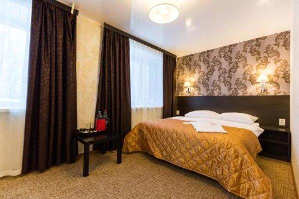 Отель Сияние - фото 4