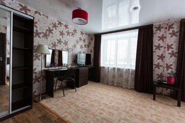 Отель Сияние - фото 5