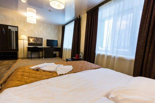 Отель Сияние - фото 6