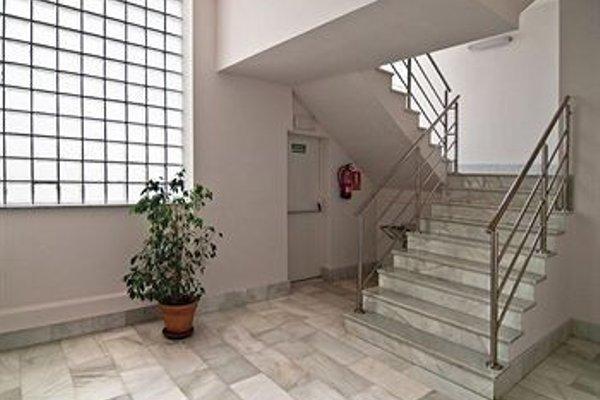 Отель Puerta de la Serrania - фото 13