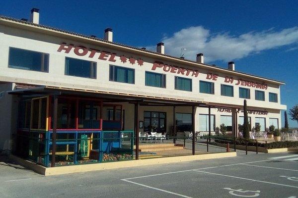 Отель Puerta de la Serrania - фото 18