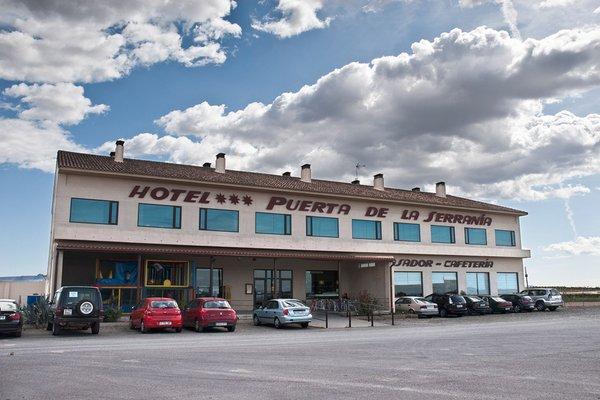 Отель Puerta de la Serrania - фото 22