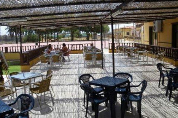 Hotel La Barca - фото 9
