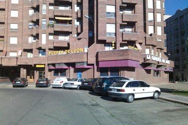 Apartamentos Turisticos Puerta de Leon - фото 21