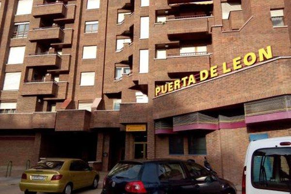 Apartamentos Turisticos Puerta de Leon - фото 22