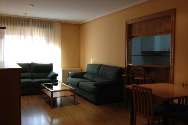 Apartamentos Turisticos Puerta de Leon - фото 8