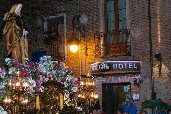 Hotel Q!H Centro Leon - фото 20