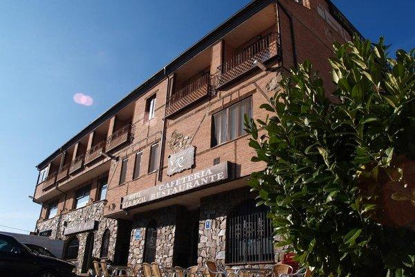 Hotel Rural El Rocal - фото 21