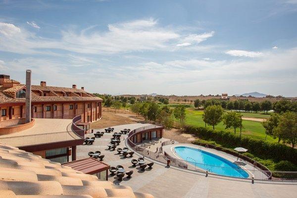Alba De Layos Hotel Toledo - фото 21