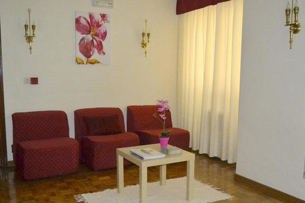 Hotel Almendra - фото 10