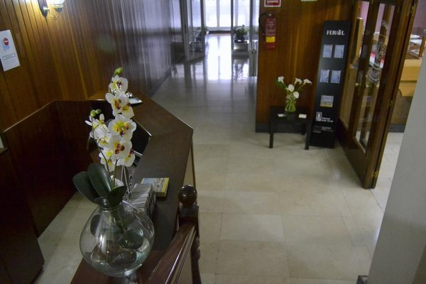 Hotel Almendra - фото 11