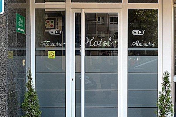 Hotel Almendra - фото 22