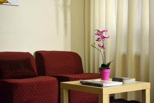 Hotel Almendra - фото 9
