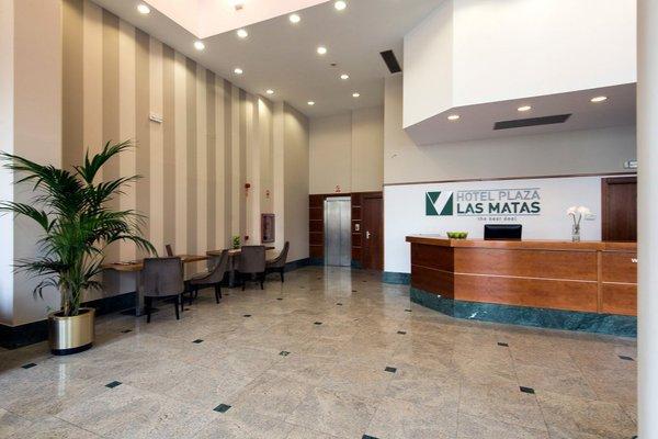 Hotel Plaza Las Matas - фото 18