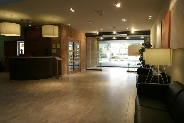Hotel Sercotel La Selva - фото 15