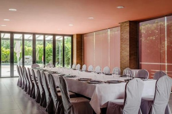 Hotel Sercotel La Selva - фото 16