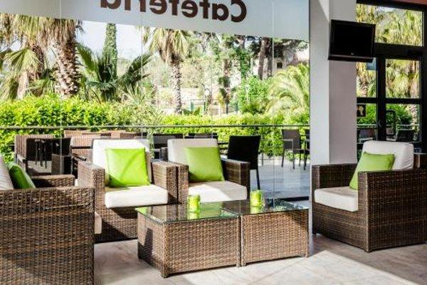 Hotel Sercotel La Selva - фото 19
