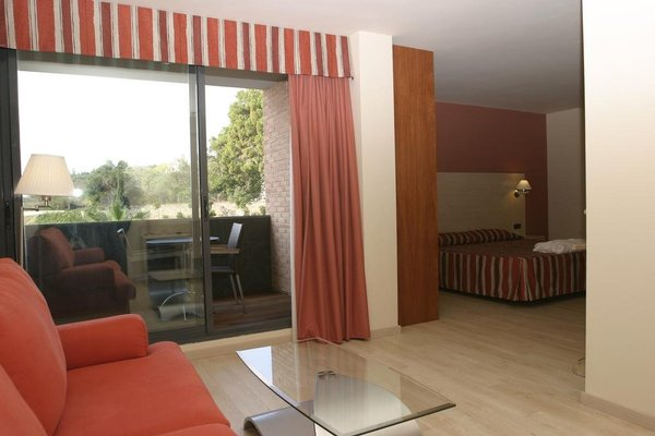 Hotel Sercotel La Selva - фото 5