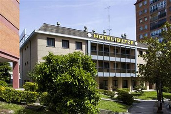 Hotel Ibiltze - фото 23