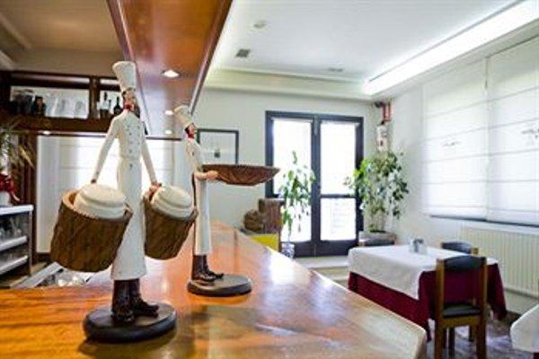 Hotel Ibiltze - фото 5