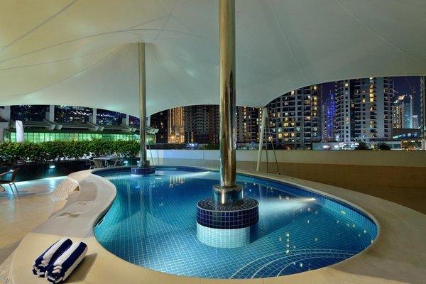 Oaks Liwa Heights Hotel Apartments - фото 6