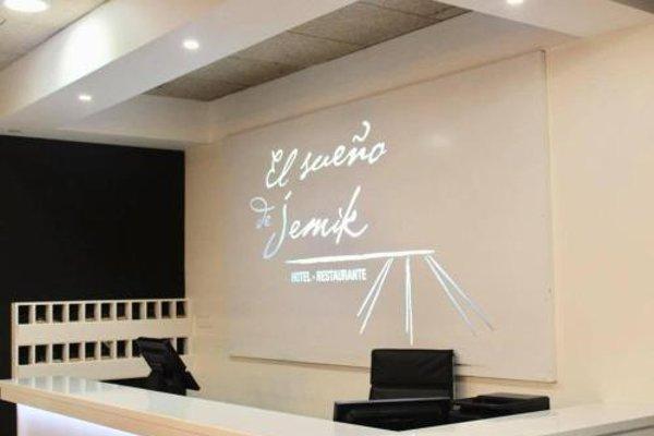 Hotel El Sueno de Jemik - фото 14