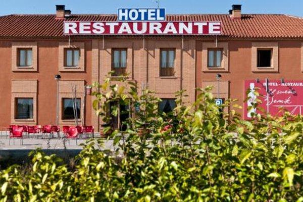 Hotel El Sueno de Jemik - фото 22