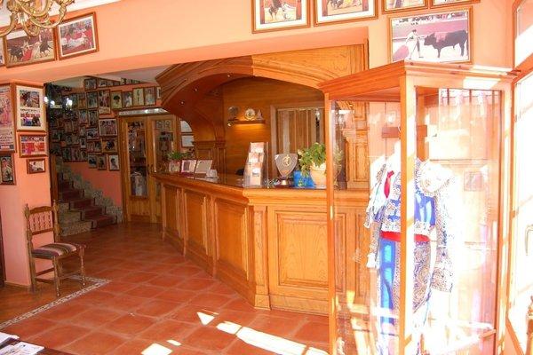 Hotel Flor de la Mancha - фото 11
