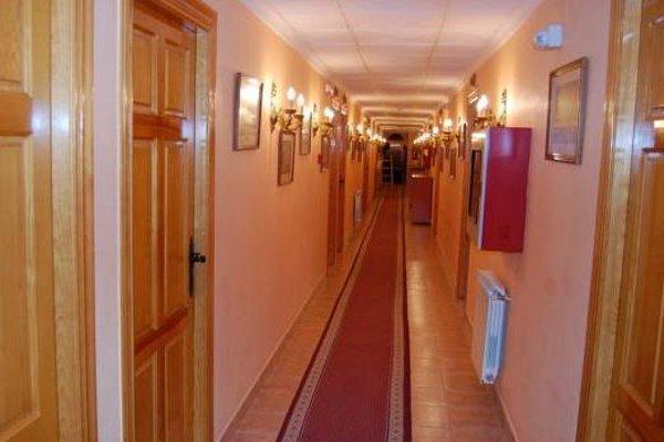 Hotel Flor de la Mancha - фото 13
