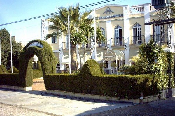 Hotel Majaravique Sevilla - фото 10