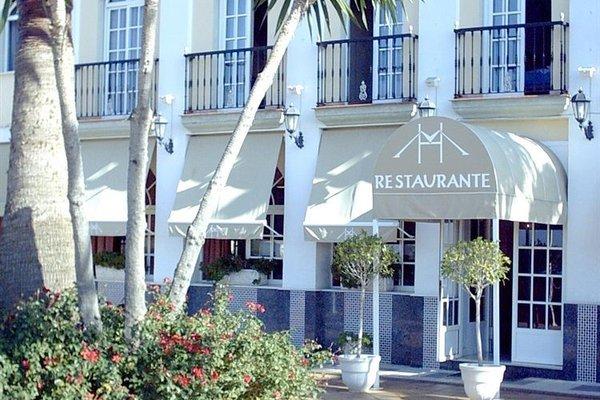 Hotel Majaravique Sevilla - фото 15